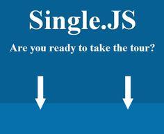Single.JS – jQuery Plugin to Create Single Page Websites