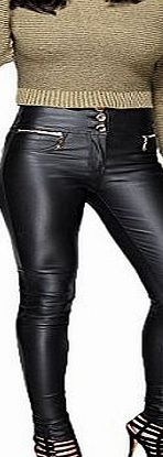 SheLikes Womens Sexy Wet Faux Leather Look Shiny PU Stretch High Waisted Skinny Slim Fit Jeans Trousers Pants No description (Barcode EAN = 5055954235119). http://www.comparestoreprices.co.uk/latest1/shelikes-womens-sexy-wet-faux-leather-look-shiny-pu-stretch-high-waisted-skinny-slim-fit-jeans-trousers-pants.asp