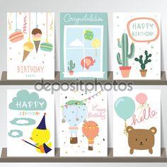 Jasny niebieski różowy kolekcji dla banery, ulotki, plakaty z być — Ilustracja stockowa #110419564