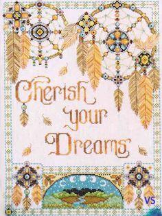 Design Works 2355  Cherish Your Dreams  Designer: Joan Elliott