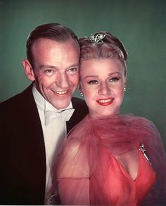 "Fred Astaire, Ginger Rogers in ""The Barkleys of Broadway"" (1949). DIRECTOR: Charles Walters."