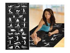 Two Elephants Back Strength Yoga Mat - Tanga Yoga Gym, Yoga Fitness, Health Fitness, Health Exercise, Strength Yoga, Gym Mats, Travel Yoga Mat, Yoga Positions, Mat Exercises
