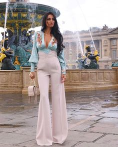 "Elisabetta Franchi ""Chic escape. Shop the look in Boutique and on the Digital Store > elisabettafranchi.com Thanks…"""