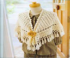 Yarn Simple scarf a wonderful piece to use. ~ yarn-crochet-sweate