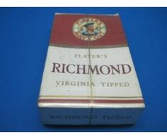 10 Richmond Virginia Tipped (Unopened)