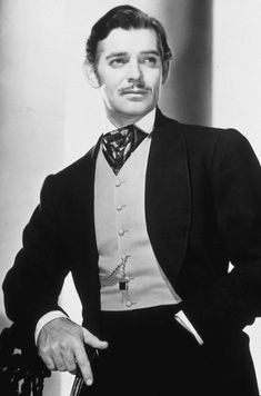 Clark Gable like - William Melville