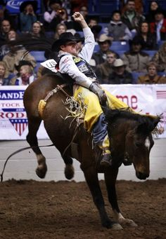 RODEO NOTEBOOK: Mote puts on world-class show in Odessa - Odessa American: Local
