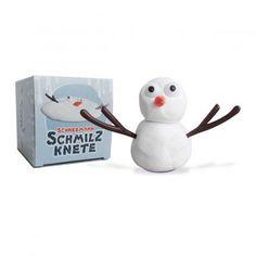 Schneemann-Schmilzknete online kaufen ➜ Bestellen Sie Schneemann-Schmilzknete für nur 5,95€ im design3000.de Online Shop - versandkostenfreie Lieferung ab €!