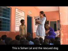 9-year-old Sohan Lal helped Animal Aid rescue a critically injured street dog on Oct. 4, '11. In this video, you will see the dog's incredible recovery, and you will meet Sohan as we honor him at his school. Thank you to all of those who sent messages for Sohan.... it made him so proud and happy to receive such encouragement.