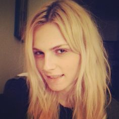 Andrej Pejic: Me when I was 13 Source: andrej_pejic instagram  13? Yeah right! :D