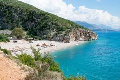 The Beaches in Dhërmi, Albania are Amazing!