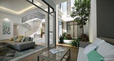 New 2-sty Terrace/Link House for Sale at Sejati Residences - Courtyard Villa, Cyberjaya from RM 1,889,400
