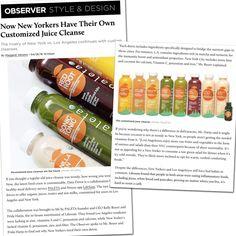 The Observer reports on Paleta and Lifesum's customizing detoxes.