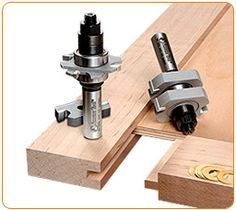 Mission Style/InStile & Rail System Router Bit Set