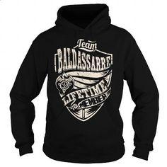 Team BALDASSARRE Lifetime Member (Dragon) - Last Name, Surname T-Shirt - #gift for men #anniversary gift