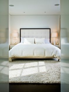 Contemporary Spaces Master Bedroom Design, Pictures, Remodel, Decor and Ideas - page 8