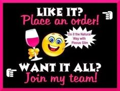 Join my team! Make money while losing weight! www.plexusslim.com
