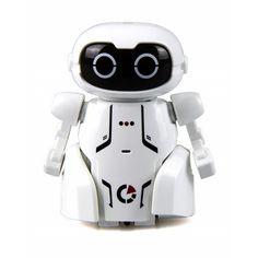 A Mini Robot Labirintusmester mellett nem fogsz unatkozni.  Az aranyos kis robotot a távirányítójával tudod irányítani miközben hangot ad ki és világít az arca.  Nagyon menő egy ilyen kis barát. Robotics Engineering, Battery Terminal, Robot Kits, Palm Of Your Hand, Old Ones, Minion, Techno, Boy Or Girl, Remote