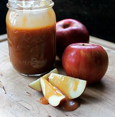 From Which Things Grow: Chew on This | Caramel Sauce
