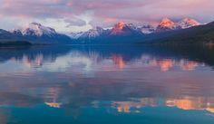 Glacier - childhood's greatest summer memories