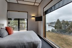 Spend the Night on Australia's Deepest Lake