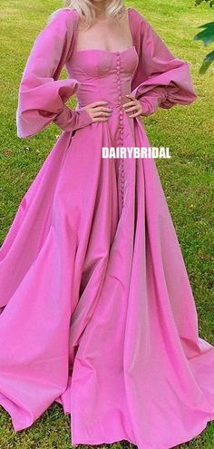 Long Sleeve A-line Special Prom Dress, FC5344#prom #promdresses #2021prom #eveningdresses #longpromdress #fashiondresses #promdress A Line Prom Dresses, Evening Dresses, Formal Dresses, Inexpensive Prom Dresses, Fashion Dresses, Long Sleeve, How To Wear, Clothes, Collection