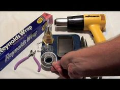▶ iPhone WiFi Repair: Heat Gun Reflow - YouTube