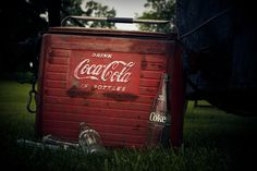 Coca-Cola Cooler by J Scherr, via Flickr