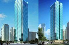 Ini dia gedung perkantoran di Jakarta yang paling tinggi saat ini. Dengan tinggi 52 lantai, Sahid Sudirman Center memiliki luas bangunan yang mencapai 206.000 meter persegi, dengan 132.000 meter persegi yang diperuntukan sebagai ruang perkantoran dan sisanya di gunakan sebagai fasilitas penunjang dan juga untuk lahan parkir.  #gedungperkantoran #jakarta #property #realestate