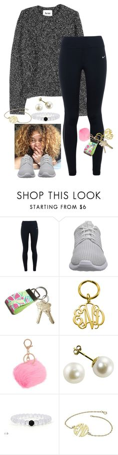 """""""Out and About"""" by daydreammmm ❤ liked on Polyvore featuring NIKE, Lilly Pulitzer, women's clothing, women's fashion, women, female, woman, misses and juniors"""