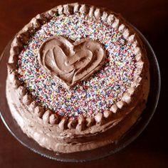 Triple Chocolate Cake