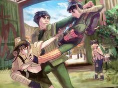 the Rock Anime Naruto, Manga Anime, Cartoon As Anime, Naruto Shippuden Characters, Naruto Sasuke Sakura, Naruto Shippuden Anime, Naruto Art, Otaku Anime, Anime Guys