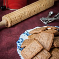 Dutch Speculaas Cookies(sometimes spelled Speculoos, otherwise known as Dutch Windmill or Biscoff cookies) — Punchfork