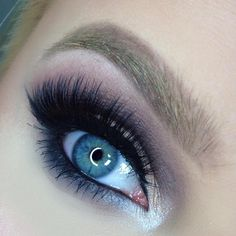 """Purple for blue eyes ❤️@ExecutivePonies for more fashion """""""
