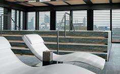 Armani Milano's spa