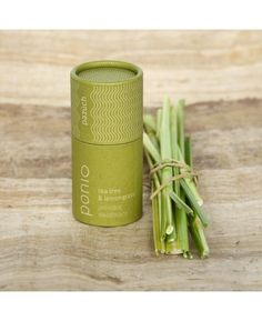 Deodorant čajovník + lemongras Pazúch - www. Melaleuca, Lemon Grass, Tea Tree, Red Bull, Deodorant, Wax, Mugs, How To Make, Fashion