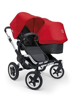 Bugaboo Donkey Twin - Build Your Own!- Twin - Two children of the same age Going out with twins has never been easier – or as comfortable! In twin configuration the bugaboo donkey ensures the smoothest of rides for both children. Bugaboo Donkey Duo, Bugaboo Stroller, Twin Strollers, Double Strollers, Bugaboo Bee, Best Double Pram, Double Prams, Double Buggy, Double Stroller For Twins