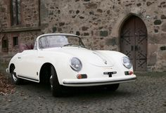 PORSCHE 356 A CARRERA CABRIOLET 1500 GS