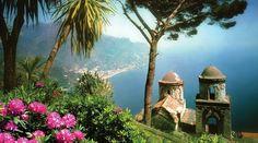 Southern Italy & the Amalfi Coast.