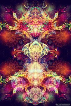spiritual awakening art - Google Search