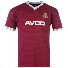 west ham united 1986 retro  Football shirt - brand new - size small from   28.92 a85887e56