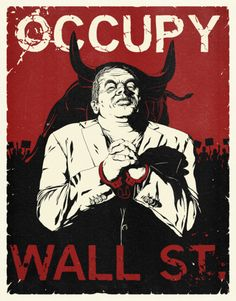 Occupy Wall Street Cuffs # occuprint: posters from the occupy movement
