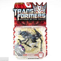 Transformers Revenge of the Fallen Ravage Decepticon deluxe class Hasbro - MONMC #Hasbro