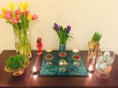 7-sin Persian new year. Nowrooz, Nowrouz