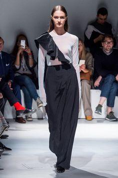 Krizia at Milan Fashion Week Spring 2017 - Runway Photos
