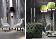 Bright lights: Baxter, Abat-jour collection