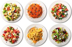 101 Fresh Salads from NY Times