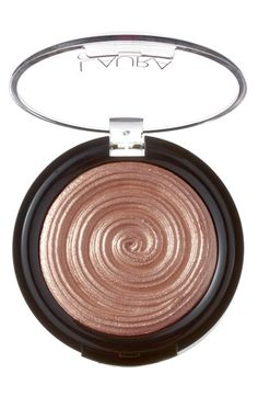 Laura Geller Beauty 'Baked Gelato' Swirl Illuminator in Ballerina (a pale pink highlight) and Gilded Honey (a pure gold) available at #Nordstrom $26.00 Item #1109330