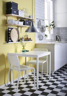 IKEA Design 2014/2015 | ombiaiinterijeri MELLTORP chairs and table