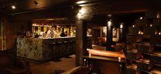 bar Cool Roof, Liquor Cabinet, Restaurant, Bar, Furniture, Home Decor, Decoration Home, Room Decor, Diner Restaurant